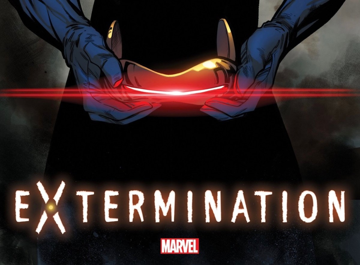 Cyclops prepares to 'Set It Right' in 'Extermination' - But what could 'it' be?