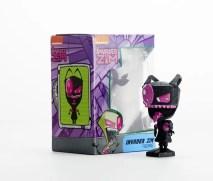Eekeez Zim figure with packaging