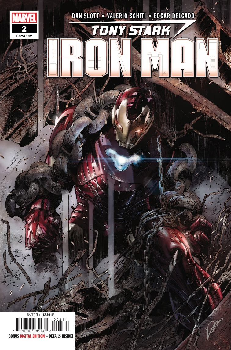 Marvel Preview: Tony Stark: Iron Man #2