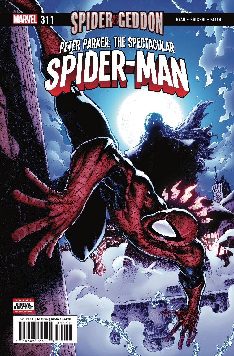 Marvel Preview: Peter Parker: The Spectacular Spider-Man #311