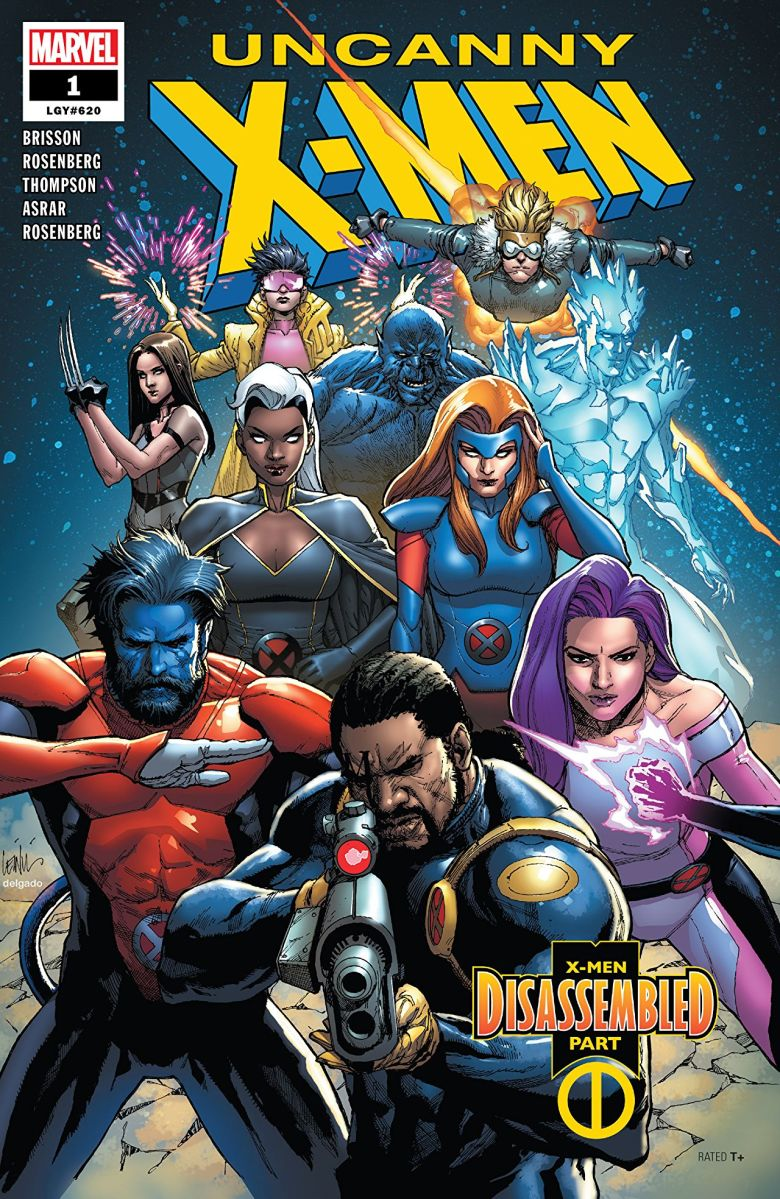 [EXCLUSIVE] Marvel Preview: Uncanny X-Men #1