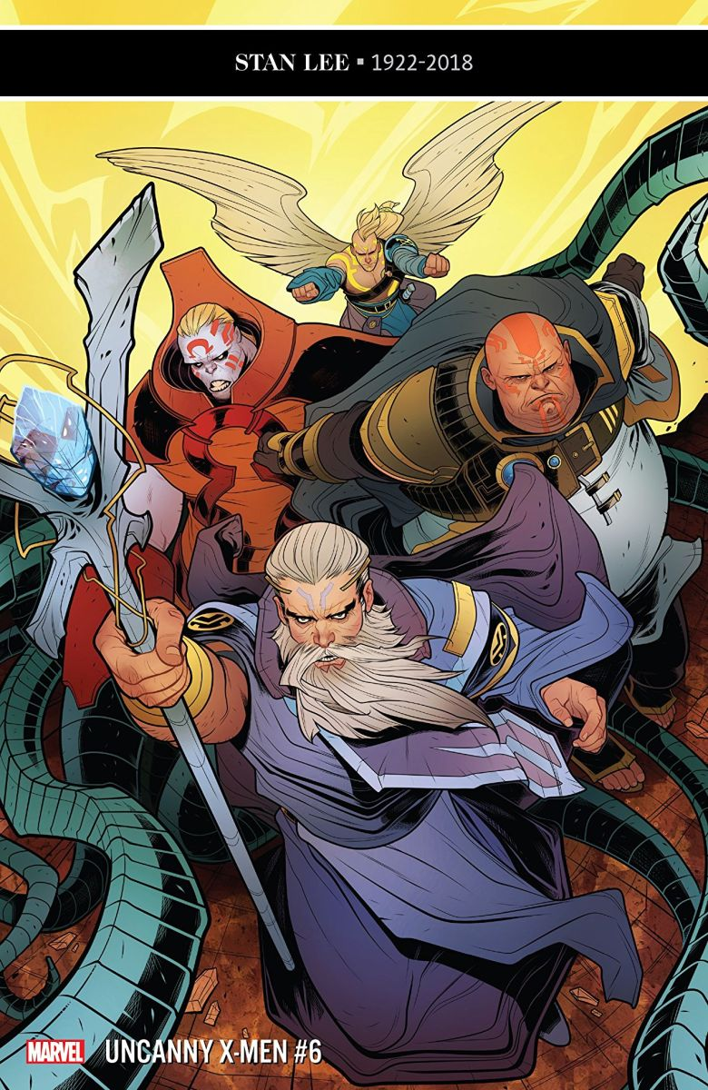 [EXCLUSIVE] Marvel Preview: Uncanny X-Men #6