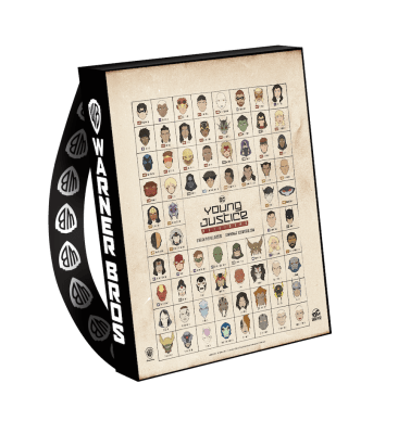 Young Justice Outsiders SDCC 2019 Bag-min