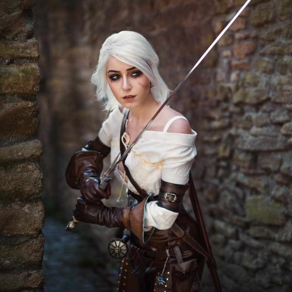 The Witcher Ciri Cosplay By Anni The Duck Aipt