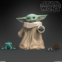 Hasbro reveals Black Series Baby Yoda figure