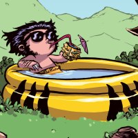 X-Men First Look: Paradise suits Wolverine in newly revealed Skottie Young variant cover