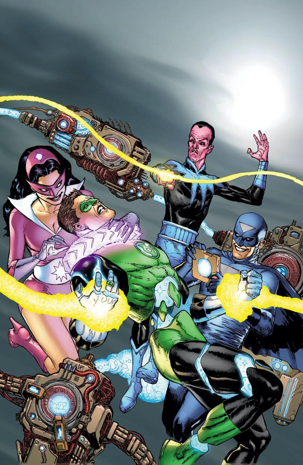 Green Lantern 80th Anniversary DC Comics