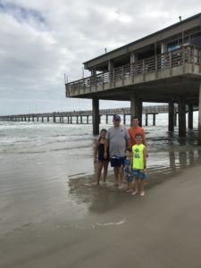 under the pier at mikel mays bob hall pier padre island bali park best free beach texas beaches