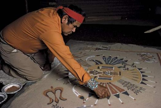 inspiration, sand painting, DIY