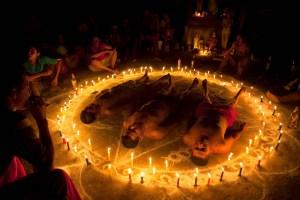Uncrossing Ritual
