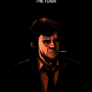 The Fixer - Forty Servants