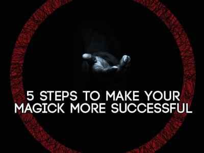Magick success
