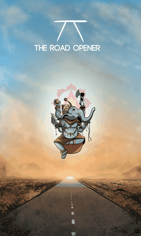 The Road Opener - Forty Servants