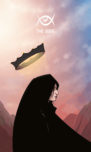 The Seer - forty servants