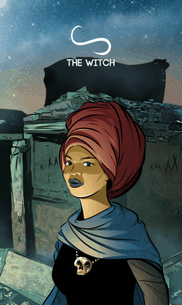 The Witch - Forty Servants