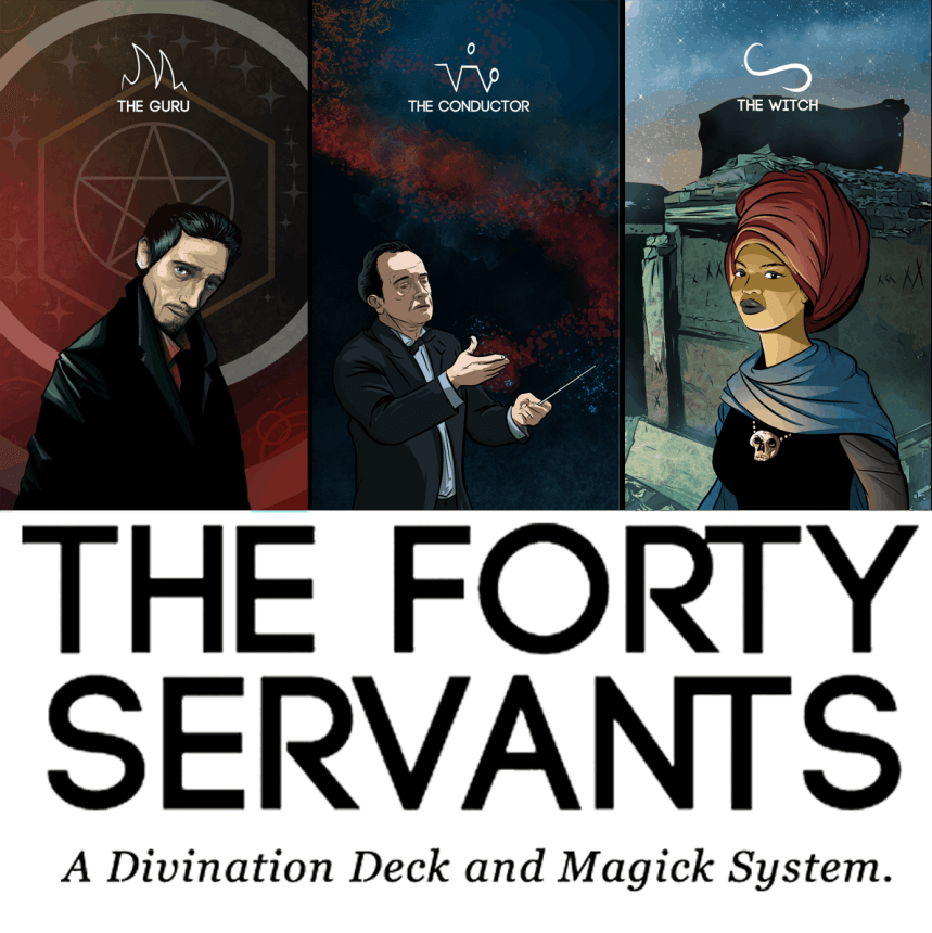 The Forty Servants Deck Info