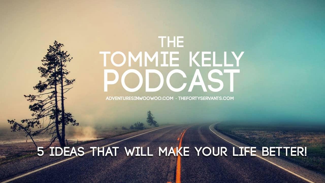 Podcast - 5 ideas
