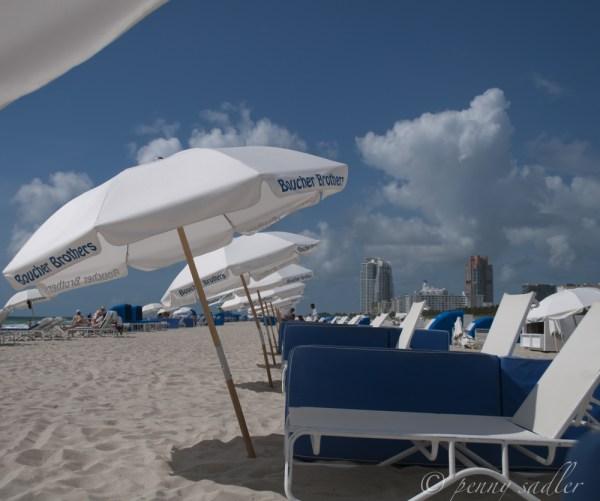 South Beach, Miami, Florida @PennySadler 2012-14