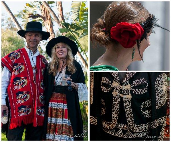 Fiesta parade Santa Barbara @PennySadler