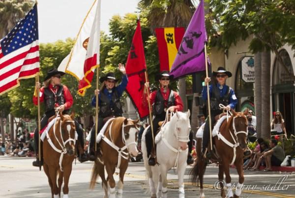 Fiesta Historiacl Parade