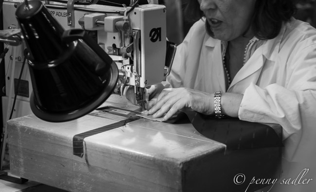 Behind the Scenes Florence Fashion Tour @PennySadler 2014