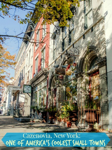 Cazenovia New York one of america's coolest small towns