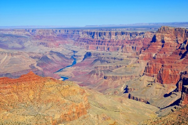 Where Would You go? The Grand Canyon