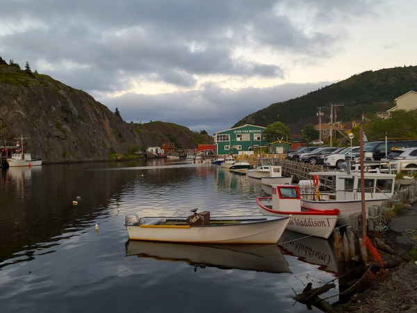 The Surprising Colors of St.Johns,Newfoundland