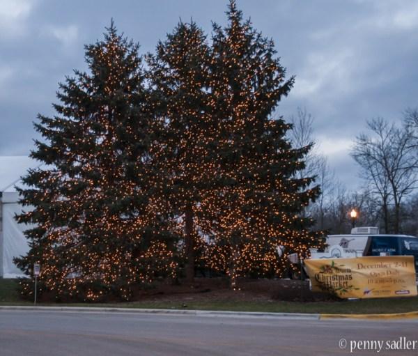 Discover Old World Christmas Market Wisconsin @PennySadler 2016