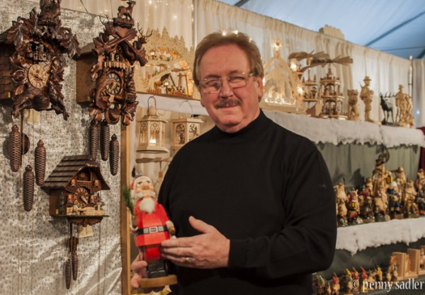 Discover and Old World Christmas Market