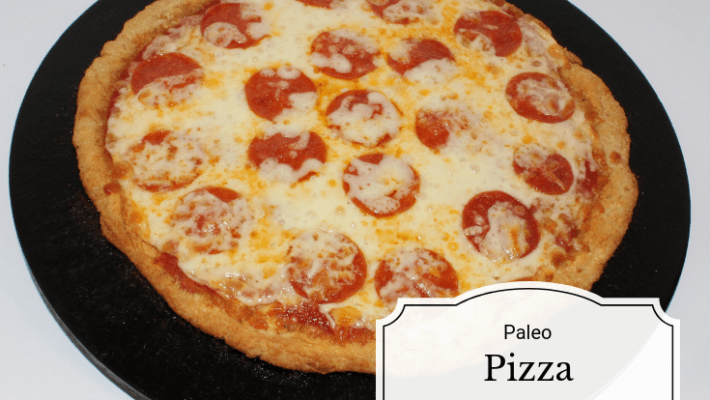 Paleo pizza crust that is crispy, crunchy, and actually holds up when it's topped is not only possible, but it's easy to make.