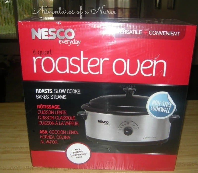 I Love Having All The Latest And Greatest Kitchen Gadgets. I Was Given The  Chance To Review A Nesco 6 Qt Roaster. I Have Never Owned A Roaster So I  Was Very ...
