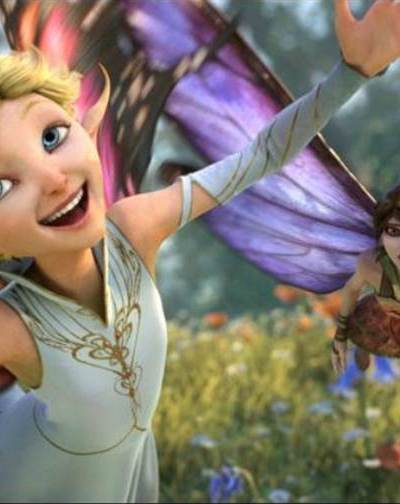 STRANGE MAGIC opens in theaters everywhere on January 23rd