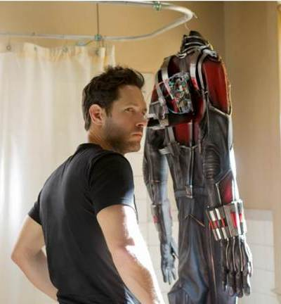 Brand New Spot for ANTMAN