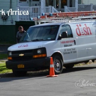 Dish Network Arrives