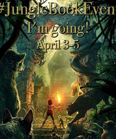 I'm Going! #JungleBookEvent