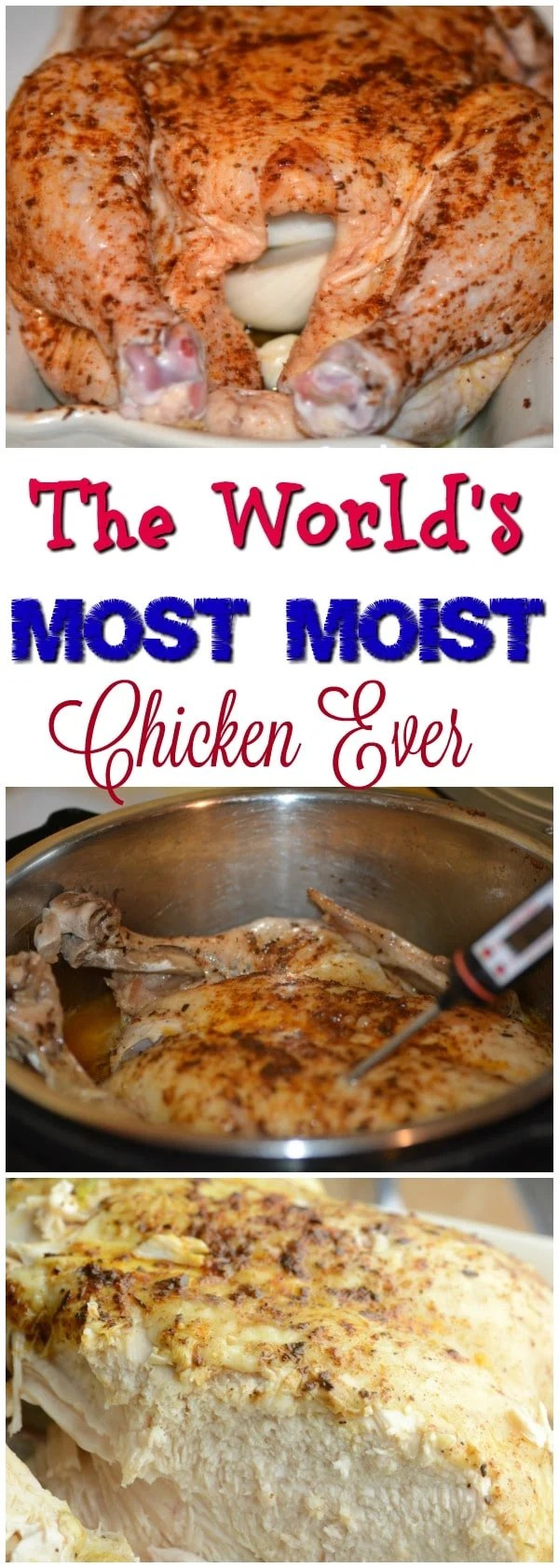 The World's Most Moist Chicken Ever