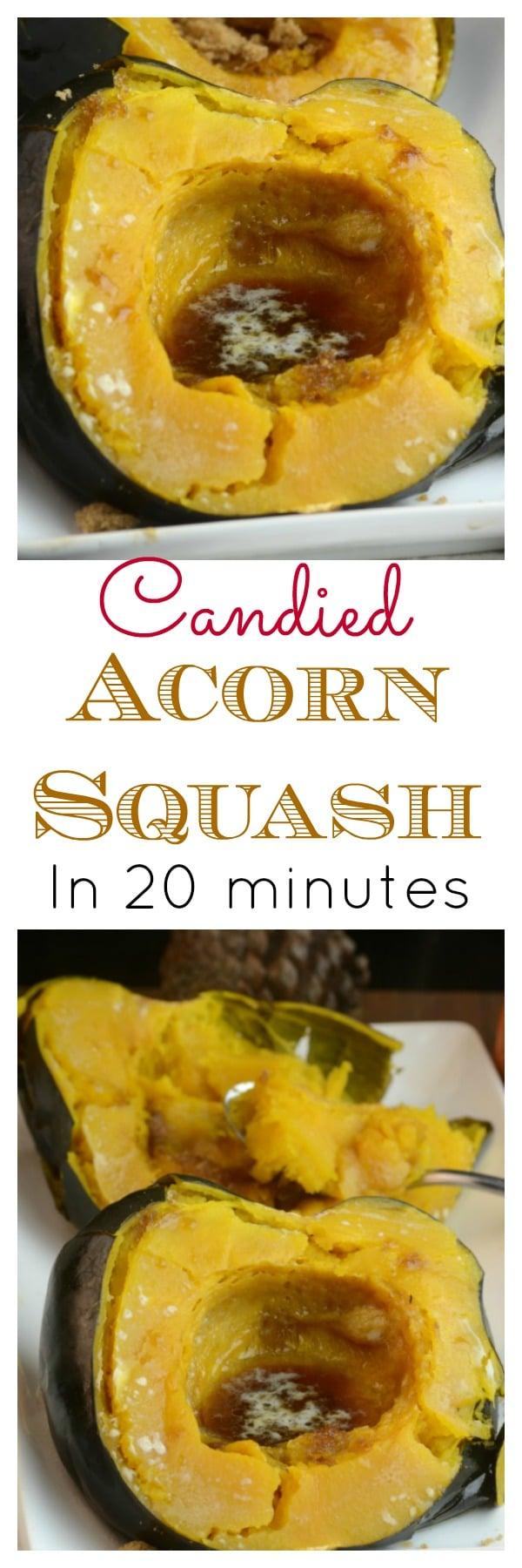 how to cook acorn squash in instant pot