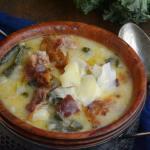 Zuppa Toscana Olive Garden Copycat Instant Pot Soup