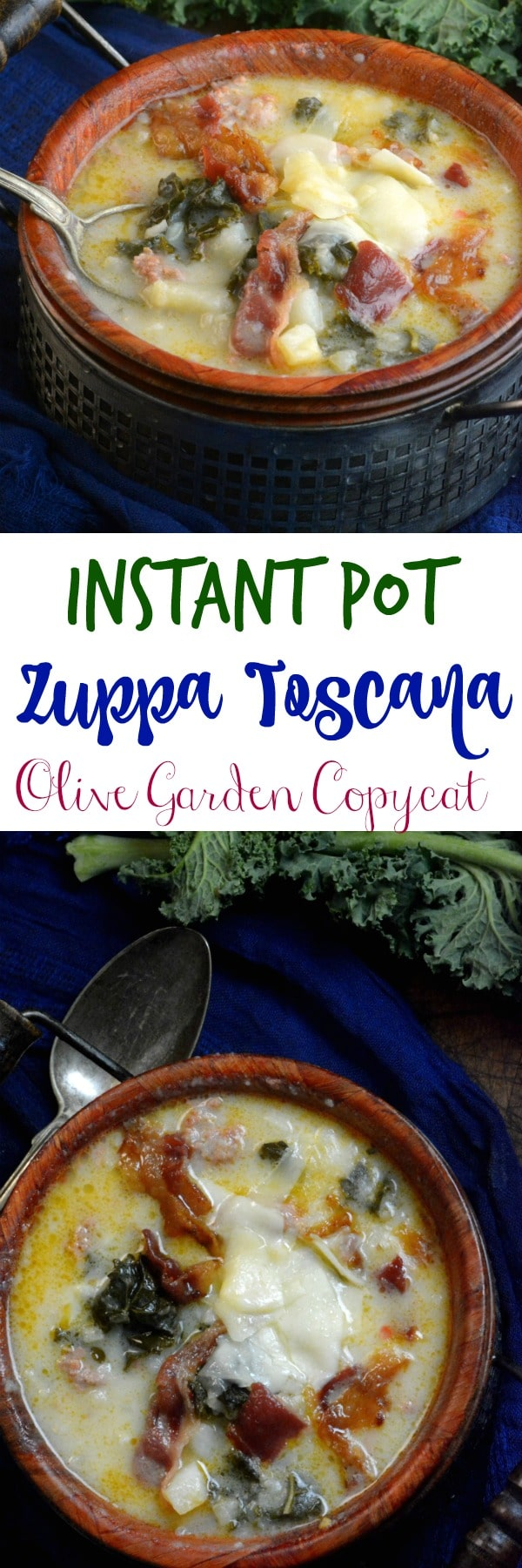 Zuppa Toscana Instant POt Soup