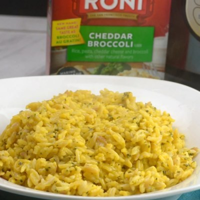 How to Make Instant Pot Boxed Rice A Roni