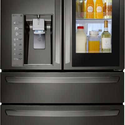 Bring your kitchen into the future with LG InstaView