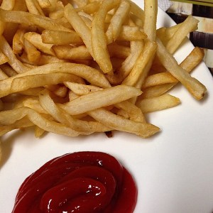 Monday April 20, 2015 Burger Joint