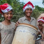 Christmas in Cambodia