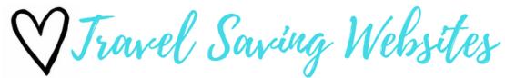Travel saving websites