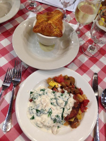 New Orleans School of cooking offers hands on class to cook with a chef. Whip up something tasty like crawfish pies and trout des allemands with ratatouille.