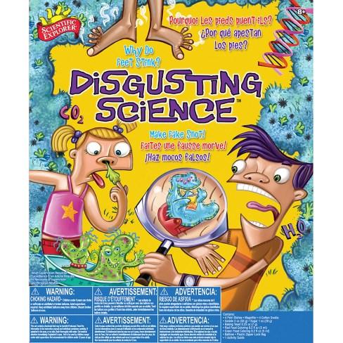 yucky science experiements