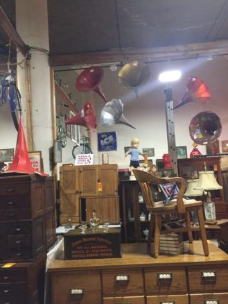 antique shop in seattle washington