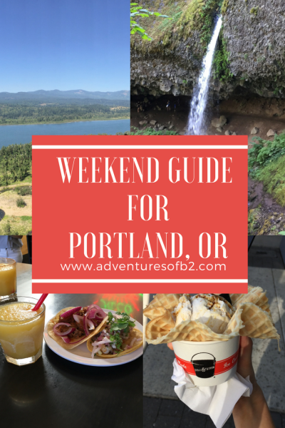 Fun things to do in Portland oregon are just a click away! Tips and recommendations on things to see, do, and eat in Portland oregon #portland #oregontravels #travelguides #vacation