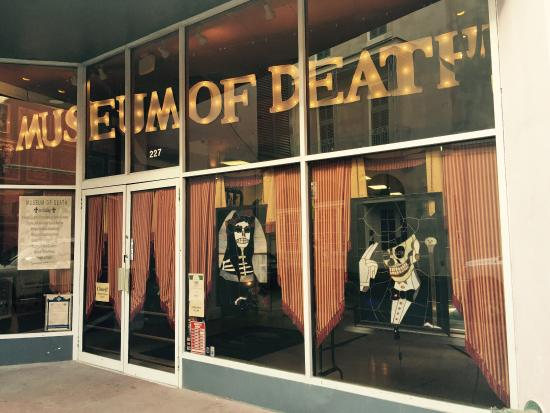museum of death located in new orleans
